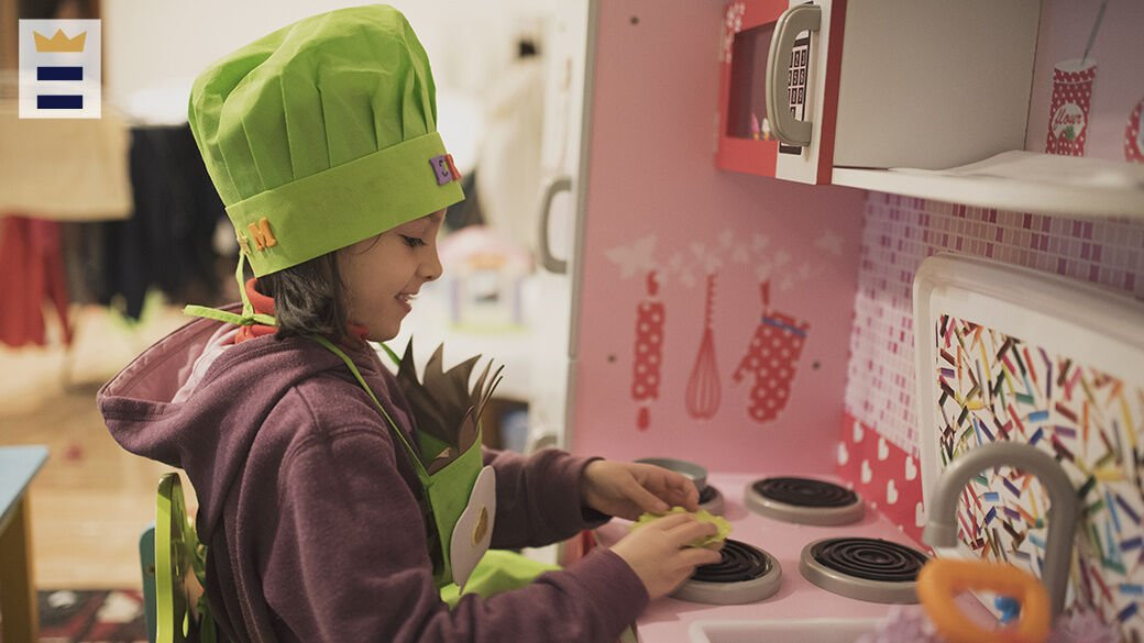 The best play kitchen for your little chef