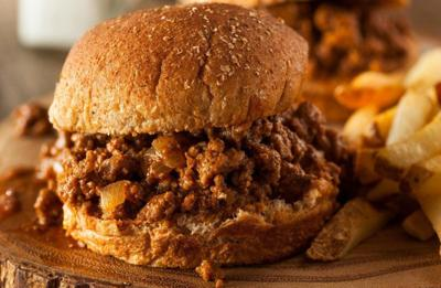 Recipe of the Day: Ground Beef Sloppy Joe