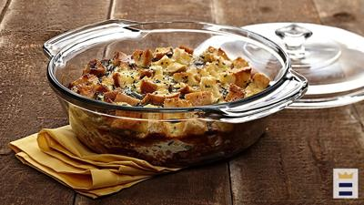 Best two-quart casserole dishes