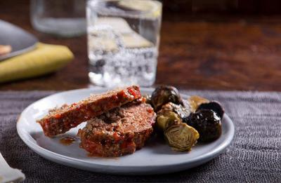 Recipe of the Day: Easy Meatloaf Sheet Pan Dinner