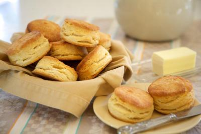 How Ice-Cold Butter Makes the Best Buttermilk Biscuits