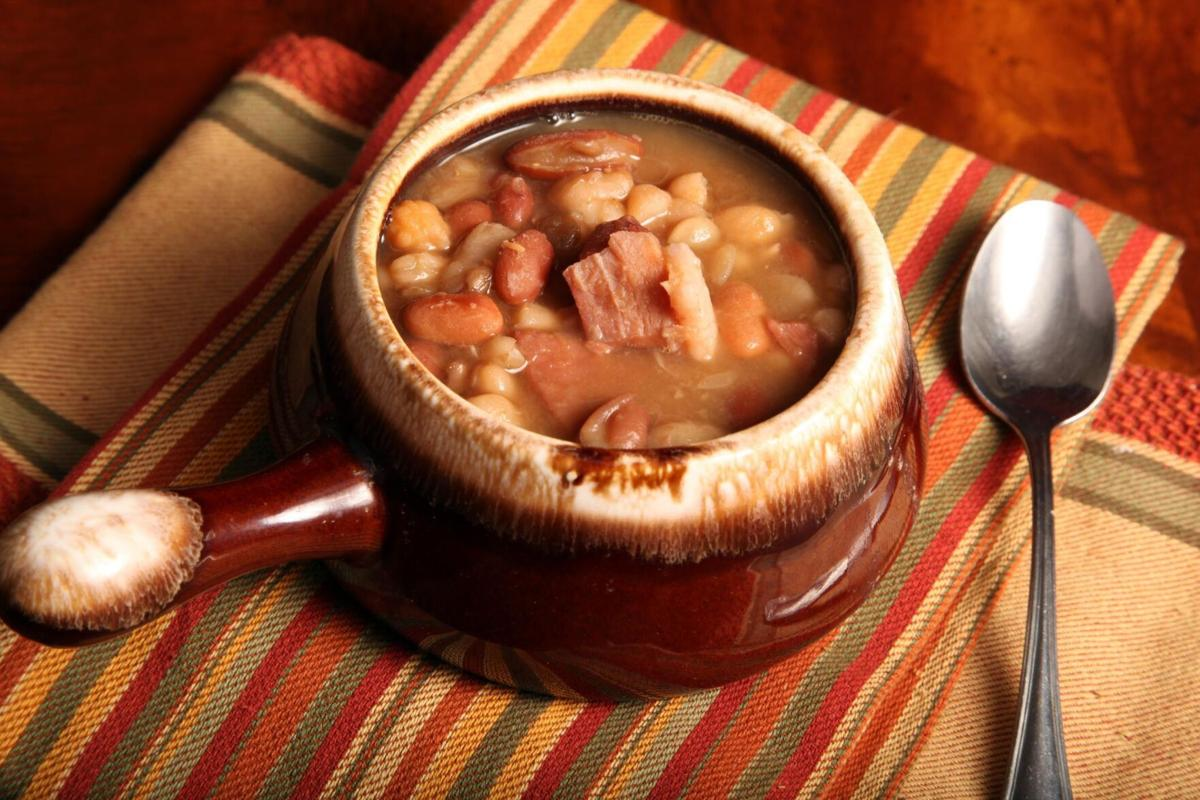 ham bean soup recipe