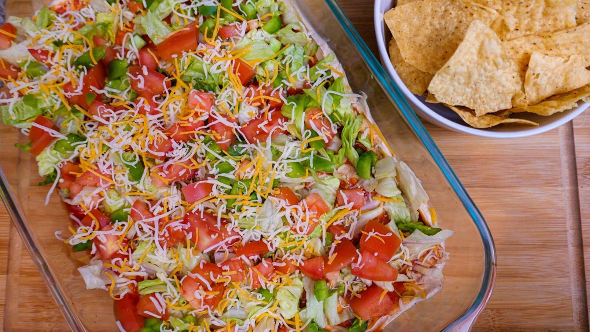 Recipe of the Day: Easy Taco Dip
