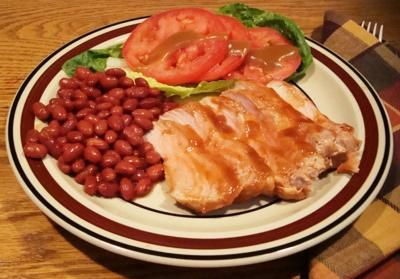 Barbecued Pork and Beans