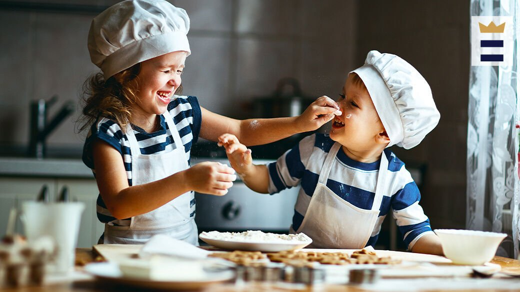Everything your kid needs to be a pretend chef