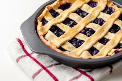 According to the writer of a piece in the Union Signal, pie is the first step on the road to sin and degradation.