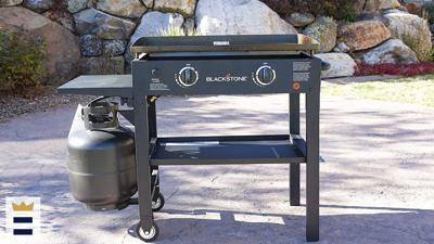 Blackstone was founded in 2005 and quickly became known for its cornerstone model: the 36-inch griddle cooking station. Now, they provide everything from griddle/grill combos to air fryer accessories.