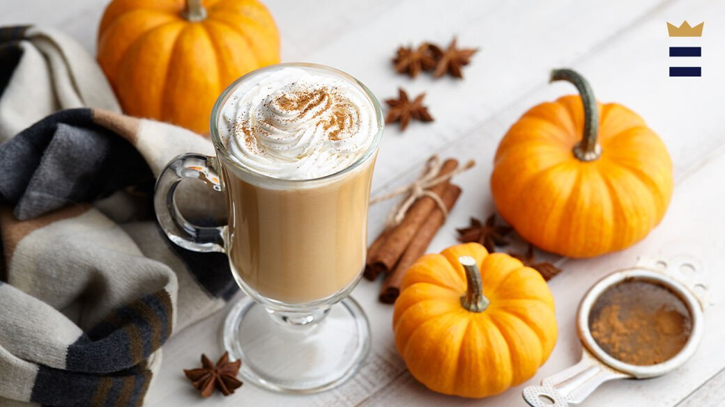 Everything you need to make a pumpkin spice Frappuccino at home