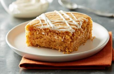 How to Make a Pumpkin Dump Cake
