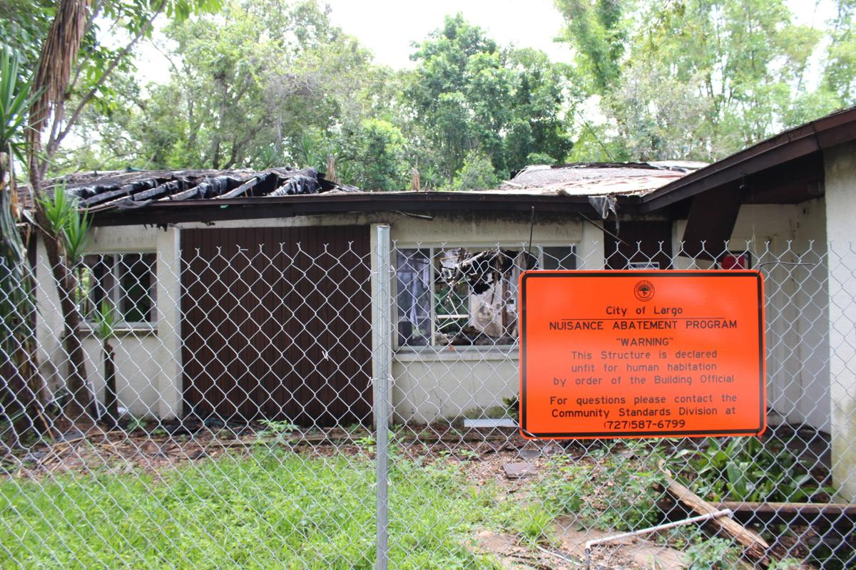 Largo steps up its battle against blight | Largo | tbnweekly com