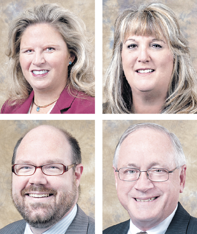 Four Largo commissioners re-elected by default | Largo