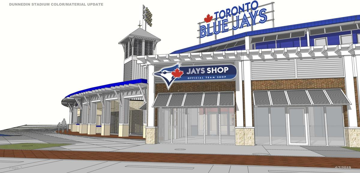 Bigger, better Blue Jays stadium project has team, Dunedin crowing