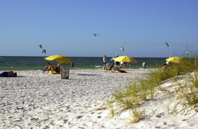 Pinellas County closing public beaches and beach parking