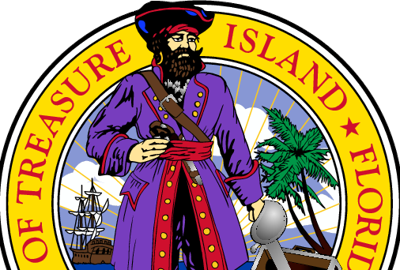 City of Treasure Island logo