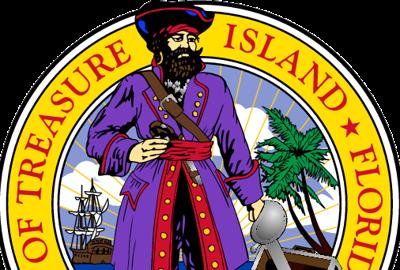 City of Treasure Island logo