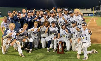 Calvary Christian baseball captures second championship in three years
