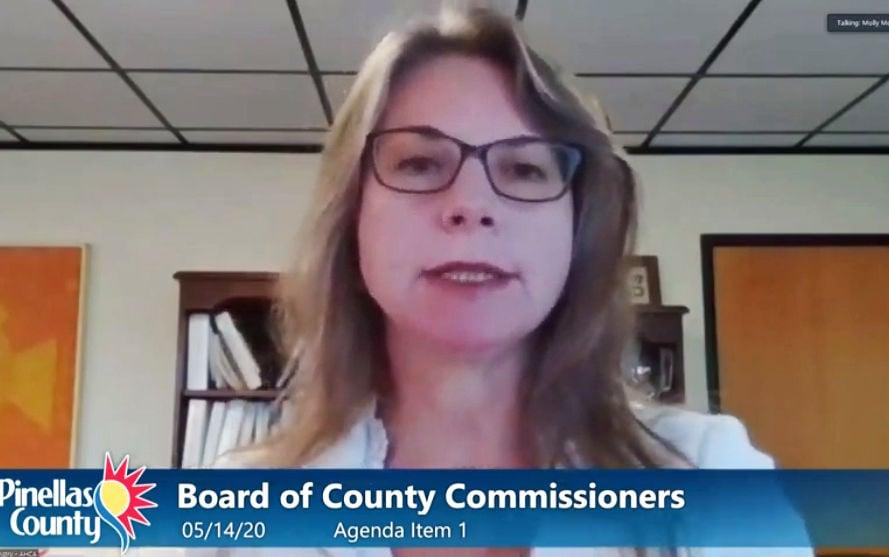 AHCA deputy secretary briefs commissioners on COVID-19 at LTCFs