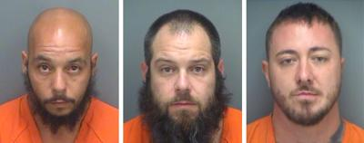 Three Largo men face murder charges in shooting of Oldsmar man