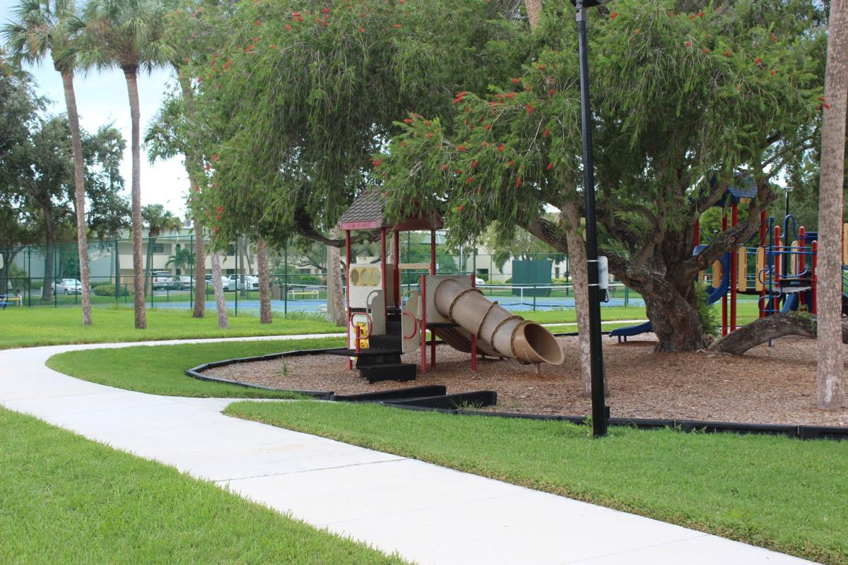 Rosselli Park bottle brush tree saved from the chopping block, for now