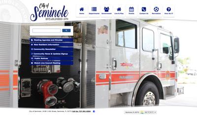 Seminole website