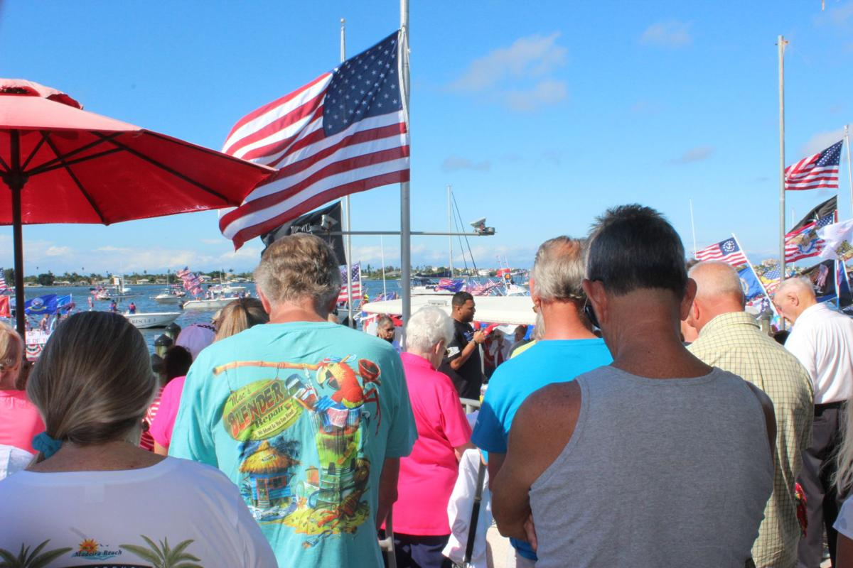 Hundreds Attend Boat Parade Event In Madeira Beach