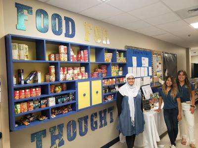 SPC Seminole offers food pantry for students in need