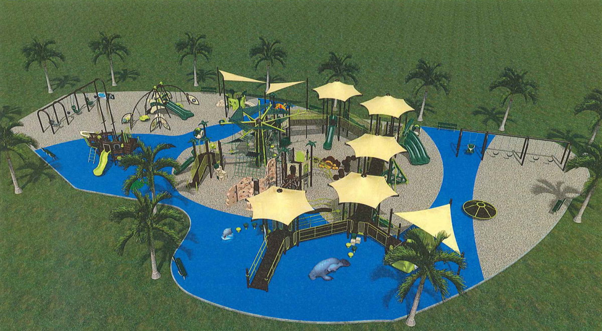 Seminole pays to play: City OKs $750K contract for Waterfront Park playground