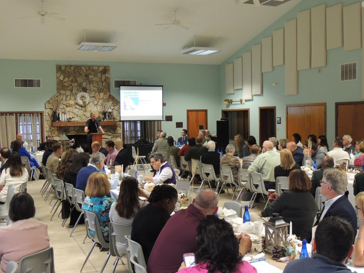 Prayer breakfast shines light on local youth ranch