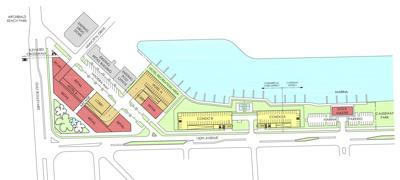Madeira Beach Town Center reduced in size