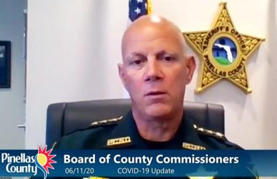 Sheriff Gualtieri reports outbreak of COVID-19 in county jail