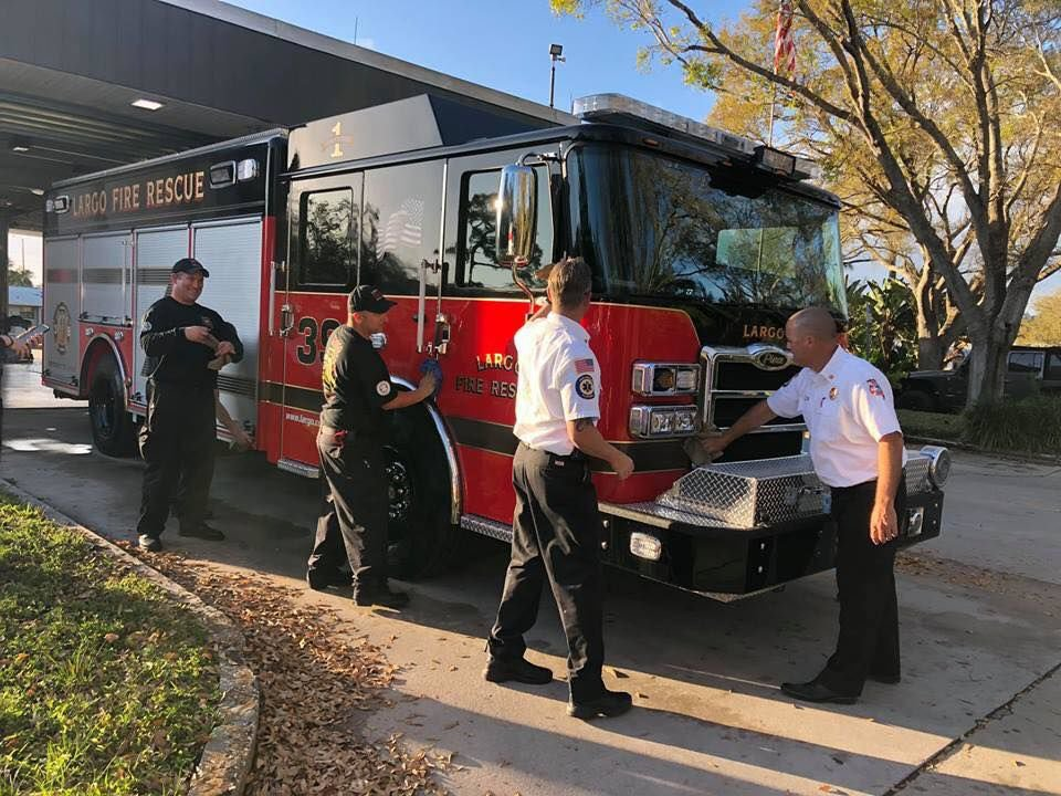 New EMS plan aims to ease workload of Pinellas fire