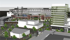 Oldsmar mayor unveils Rays stadium plan
