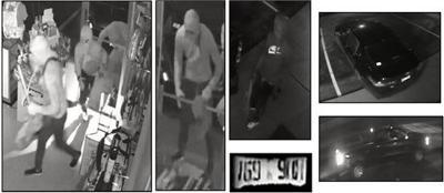 Sheriff's Office seeks help to identify gun store burglary suspects