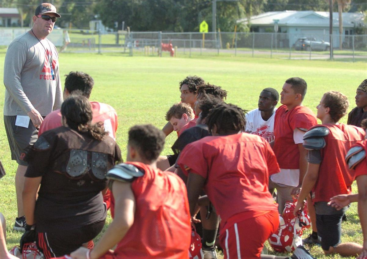 Perseverance paying off for Dunedin football