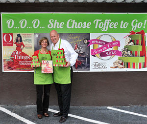 Toffee to Go moves to Pinellas Park