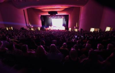 Ruth Eckerd Hall_Interior Concert Photo_2