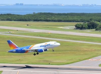 Pinellas County welcomes new five-year agreement with Allegiant Air
