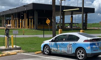 Pinellas plans for future with electric vehicles