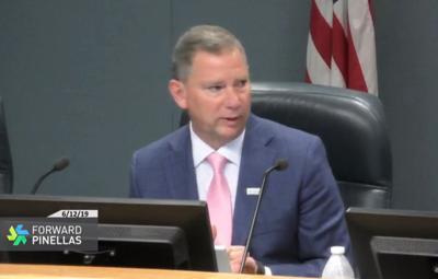 Forward Pinellas executive director earns pay raise