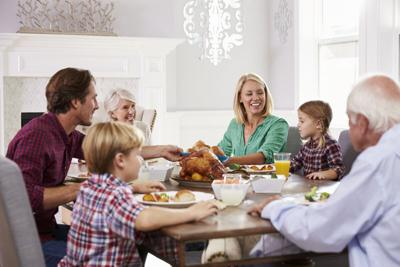 More Americans opting to stay home this Thanksgiving