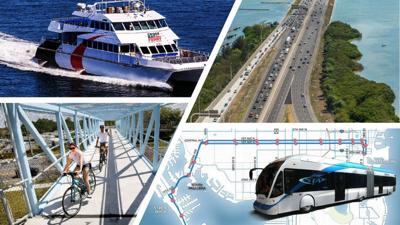 Forward Pinellas gets first look at draft long range transportation plan