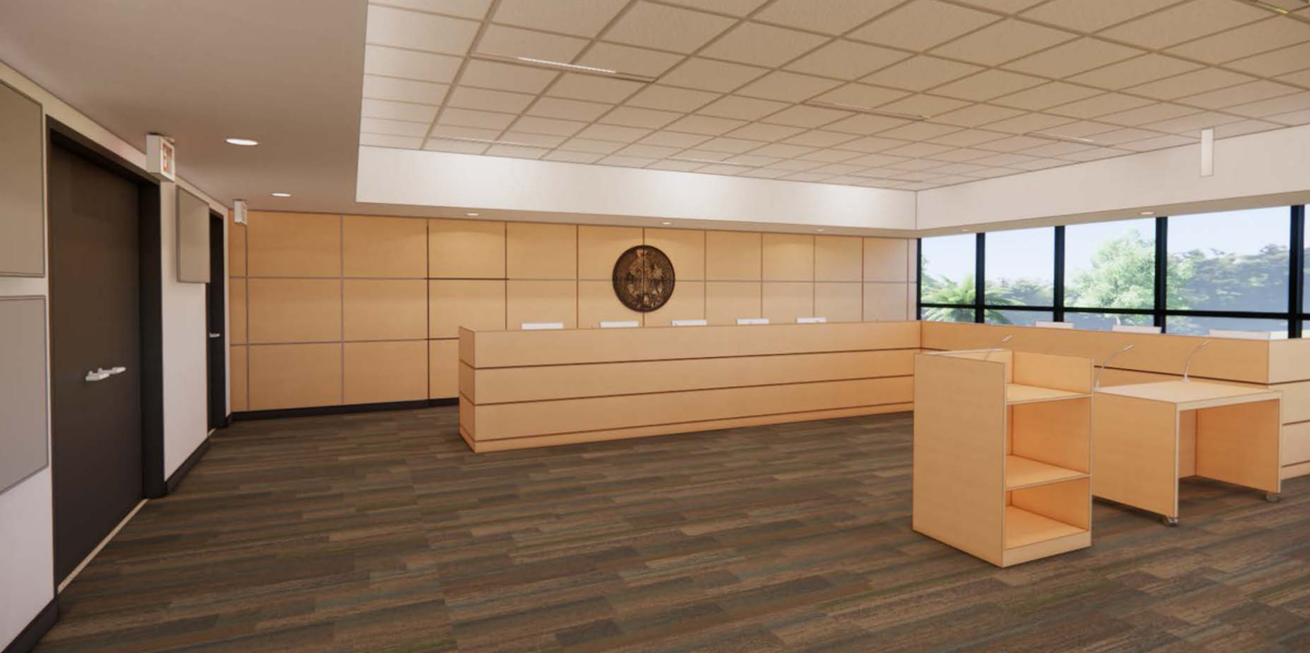 Treasure Island's new City Hall