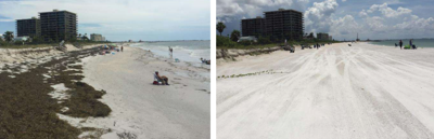 Army Corps study: Sunset and Sunshine beaches face worse erosion in county