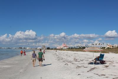 Pinellas beach leaders hear preservation concerns