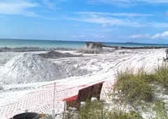 Beach renourishment project expected to begin this month