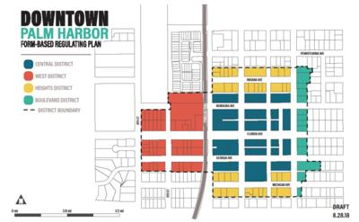 Plans moving ahead for downtown Palm Harbor improvements