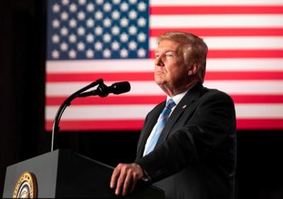 President Trump to visit Belleair this afternoon