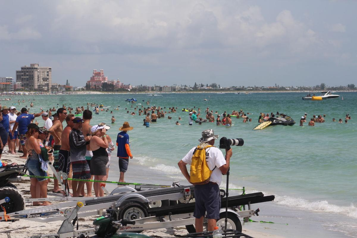Beach tourism