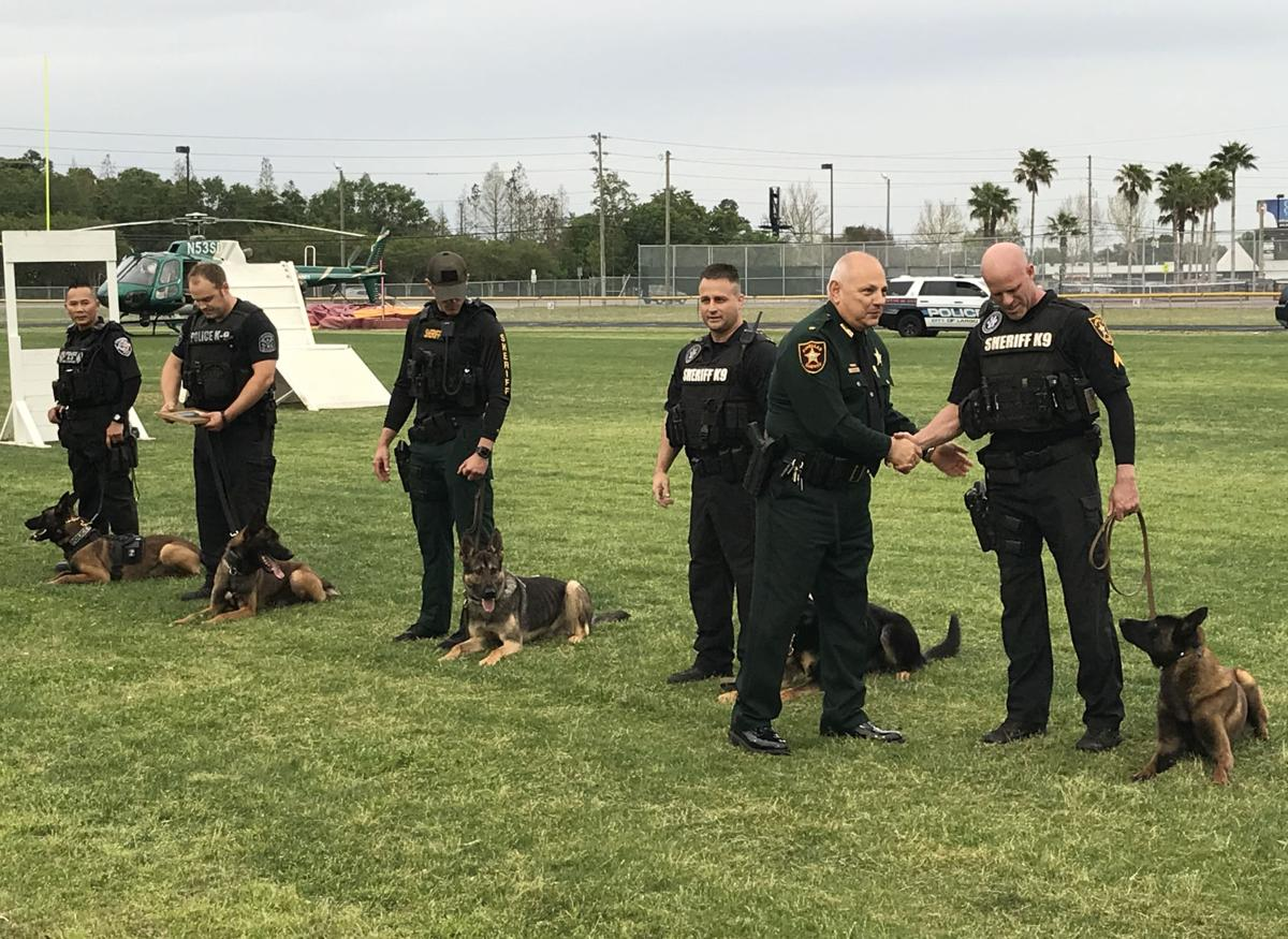 Four new K-9 teams on-duty keeping Pinellas safe | Crime, Crashes