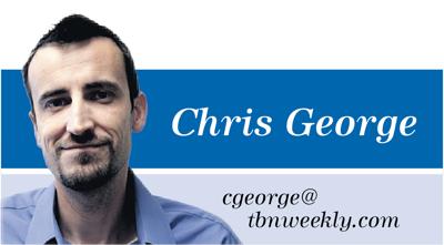 Chris George sig